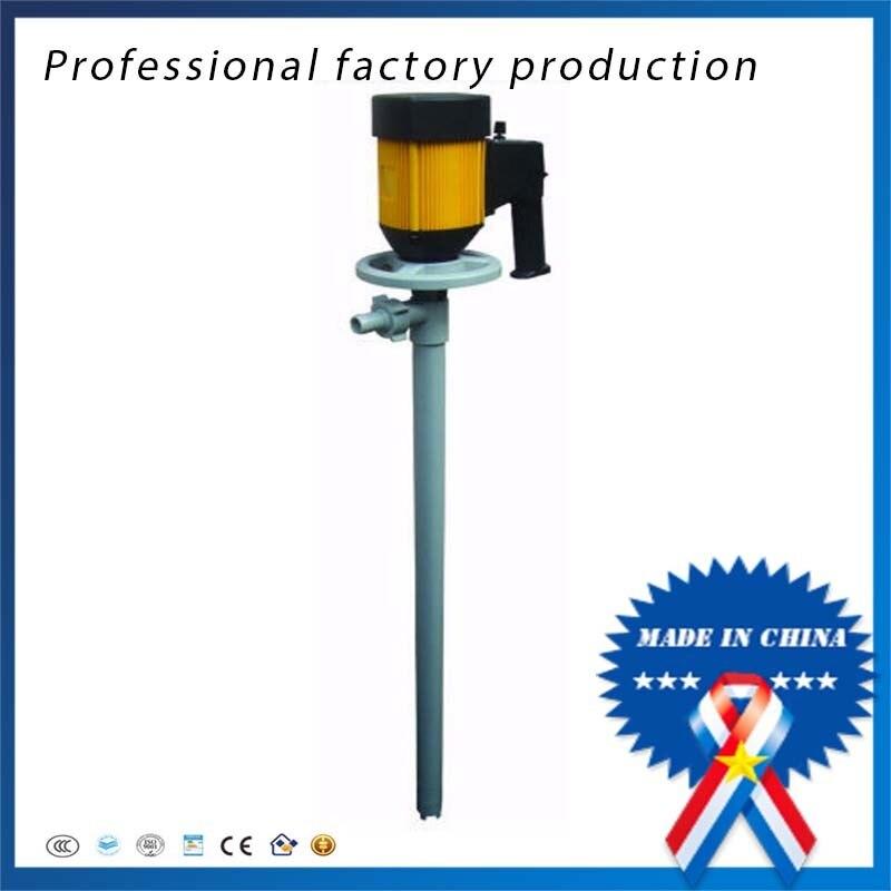 Pompe à tambour électrique PPHT 220v 50hz/60hz 825w   Plastique dingénierie de haute qualité
