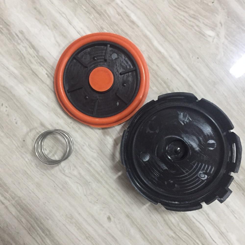Nueva cabeza de cilindro de la cubierta de la válvula para BMW E60 E85 E88 E90 E91 E92 E93 X1 Z4 11127555212
