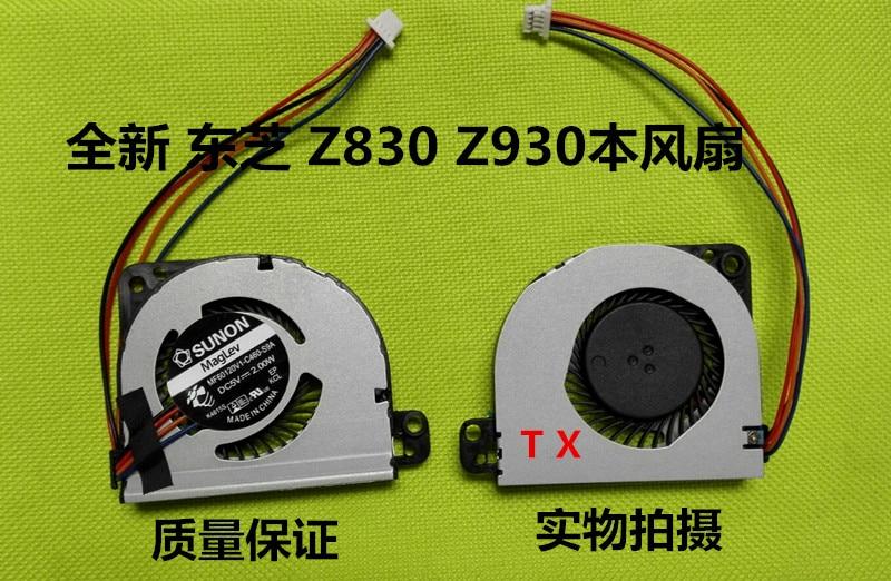 New Z830 Z835 Z930 Z935 Notebook fan