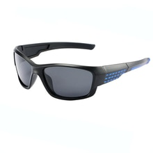 MXDMY 2018 Sport Sunglasses Polarized For Men Sun Glasses Goggle Driving Personality Color Mirror Lu