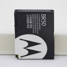 Pour Motorola Moto RAZR V3 V3c V3E V3m V3T V3Z V3i V3IM PEBL U6 Prolife 300 500 710mAh BR50 BR 50 téléphone portable batterie au Lithium