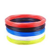 Линия тормозного кабеля для велосипеда/MTB, Комплект тормозных кабелей для велосипеда, черный/белый/зеленый/синий/желтый/оранжевый/красный цвет