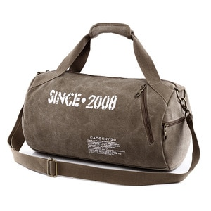 Casual Handbags Crossbody bags Messenger Bag Canvas Large Capacity Vintage Travel Bags weekend bags wholesale