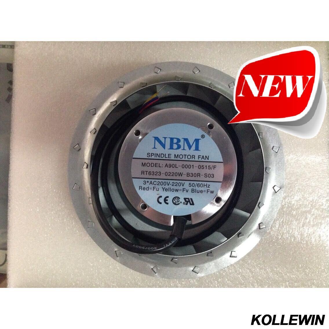 A90L-0001-0515/F new substituição do Ventilador para fanuc spindle motor entrega rápida garantia de 1 ano