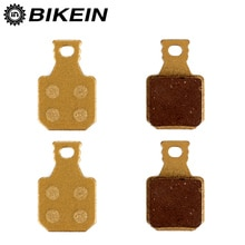 BIKEIN-2 paires (4 pcs) plaquettes de frein à disque métalliques pour Magura M5 M7 MT5 MT7 SH901 plaquettes de frein hydraulique vélo vtt pièces de vélo 13g