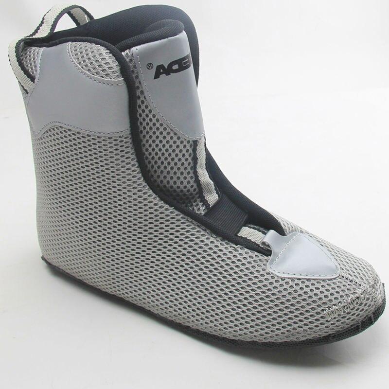 Envío Gratis patines de ruedas botas de piezas interiores #36-#45 plata