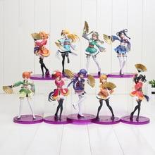 15-19 cm Anime amour Figure en direct école idole projet PVC figurines jouets Honoka Kousaka projet figurine jouet