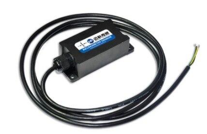 Frete grátis lvt518t sensor de inclinação de eixo único 4-20ma módulo de sensor de ângulo de saída