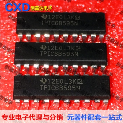 Freeshipping        TPIC6B595          TPIC6B595N      Components