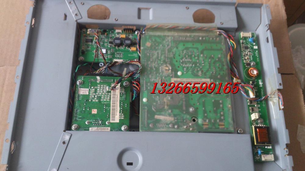 [SA] ET1515L-8CJA-1-G ELO pantalla táctil Placa de alimentación de alto voltaje controlador de pantalla táctil-5 unids/lote