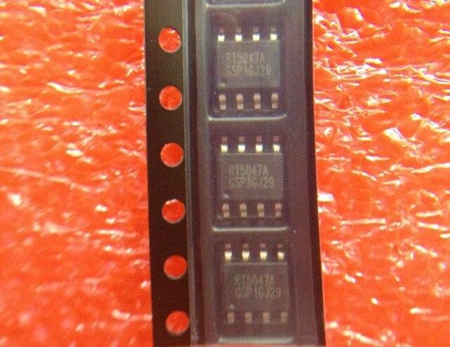 5 pcs/lot RT5047AGSP RT5047A RT5047 SOP-8 En Stock