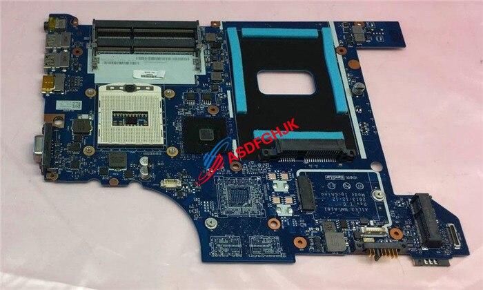 الأصلي ل IBM ثينك باد حافة E540 اللوحة الأم لأجهزة الكمبيوتر المحمول 04X4781 NM-A161 اختبارها بالكامل