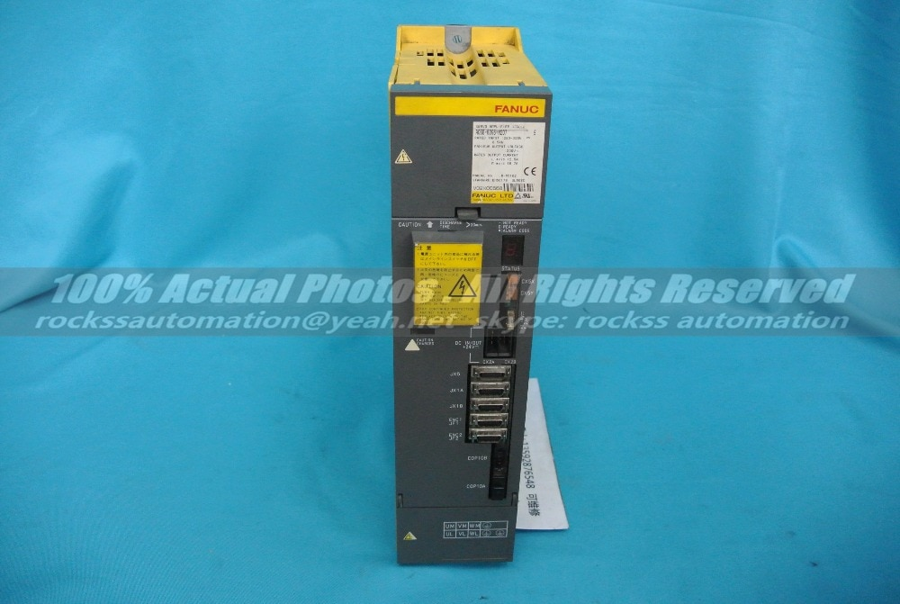 A06B-6096-H207 utilisé en bon état avec DHL gratuit *