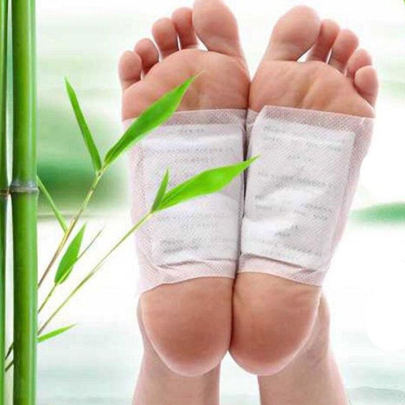 10 Uds buenas almohadillas de desintoxicación para el pie parche desintoxicante toxinas adhesivo para mantenerse en forma cuidado de la salud