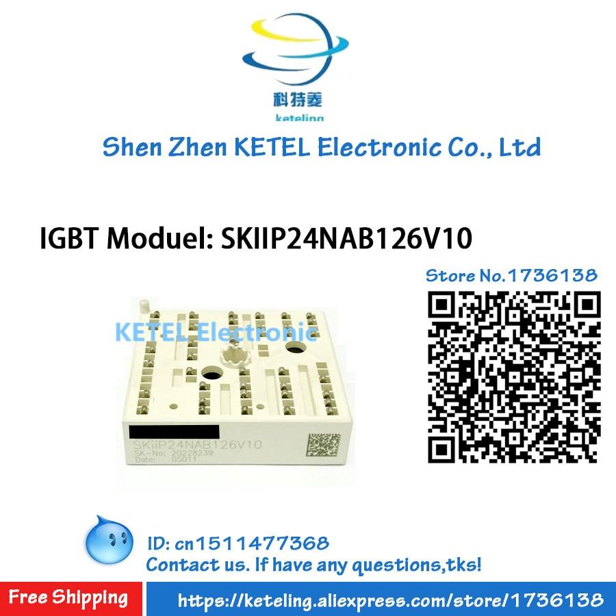 SKIIP24NAB126V10/SKIIP23NAB126V10/SKIIP24NAB126v1/SKIIP23NAB126v1/SKIIP23NAB12T4V1/SKIIP24NAB12T4V1/IGBT Moduel