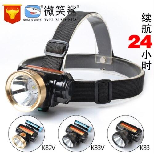 Mini faro LED caliente lámpara de luz fuerte linterna impermeable al aire libre Gadgets USB