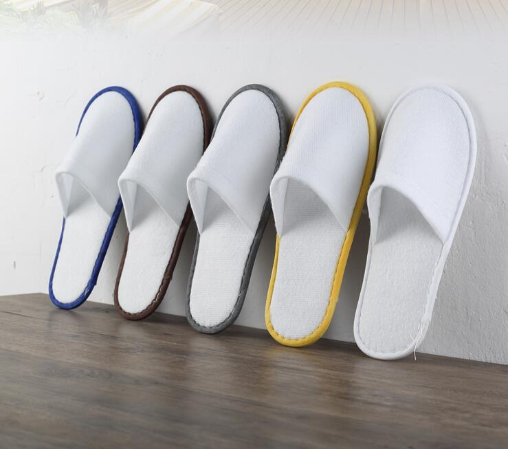 Free Shipping Brand New 20pairs/lot Disposable Hotel and Restaurant Supplies Ramab slipper Wholesale