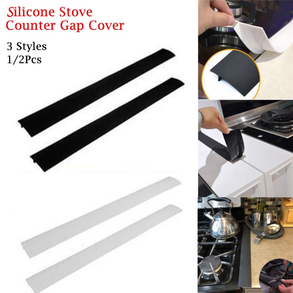 Outil de remplissage de fente de joint de flaque de garde de four de couverture décart de compteur de poêle de cuisine de Silicone