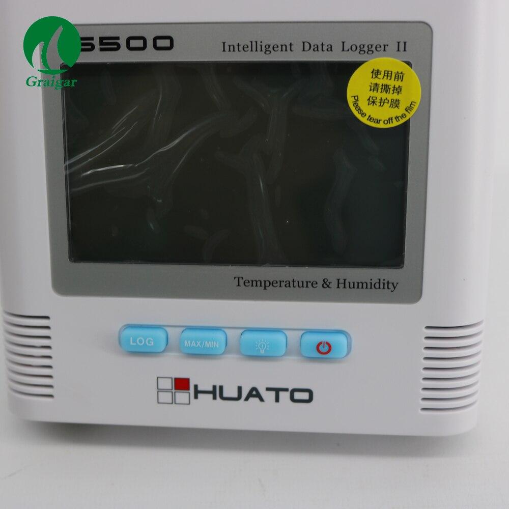 Nuevo S500-EX-GSM, monitoreo GPRS de refrigeración, registrador de datos de humedad y temperatura con alarma de temperatura SMS