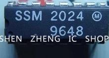 2pcs  SSM2024 SSM 2024 DIP-16 Controller IC