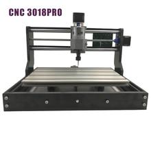 CNC 3018 PRO Laser Engraver Wood CNC Router Machine GRBL ER11 Hobby Engraving Machine for Wood PCB PVC Mini CNC3018 Engraver