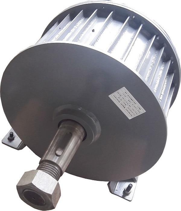 5KW Low RPM AC220V 380V Three Phase Permanent Magnet Generator