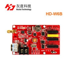 Лидер продаж, светодиодный контроллер с одним и двойным цветным дисплеем P10, USB + Wi-Fi, светодиодный дисплей, лидер продаж