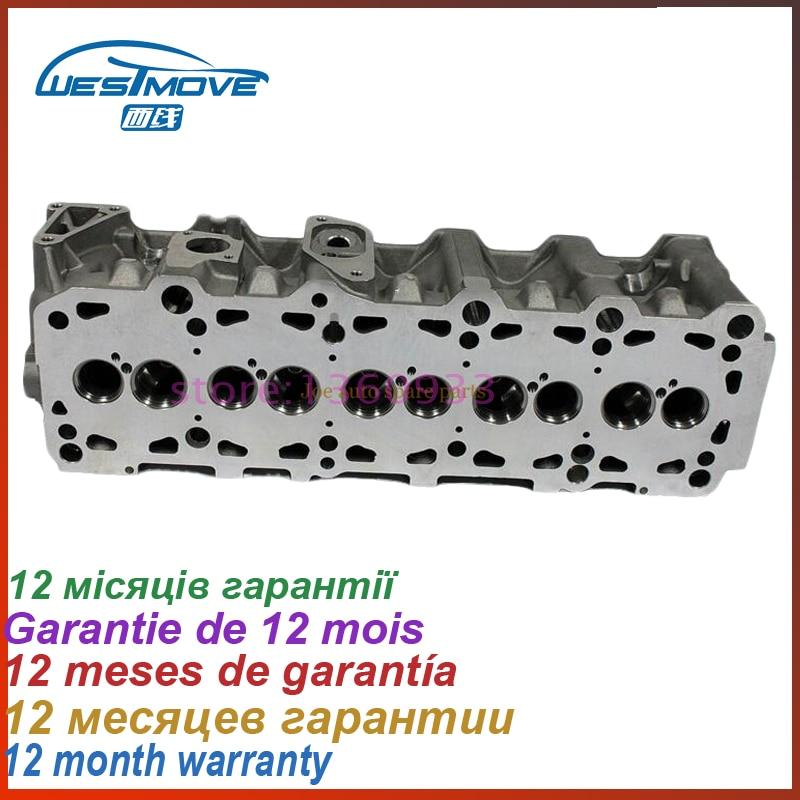 Głowica cylindrów do VW Transporter do przewozu IV LT28/LT46 2461CC 2.5 SDI TDI SOHC 10 V 1995-silnik AHY ACV AJT AHD 074103351C