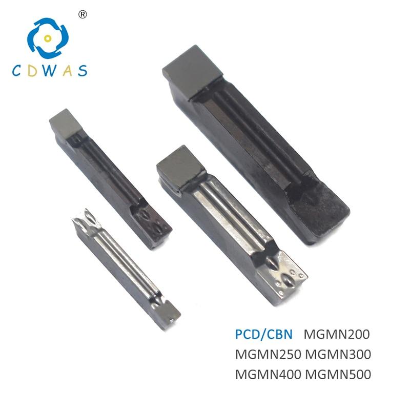 MGMN200 MGMN250 MGMN300 MGMN400 MGMN500 mgmn 2MM-5MM PCD CBN Diamond Grooving Inserts Turning Tool CNC Lathe Cutter Tools mgmn150 mgmn 200 g lda mgmn250 mgmn300 m mgmn400 carbide inserts grooving blade lathe cutter tool for mgehr p m k
