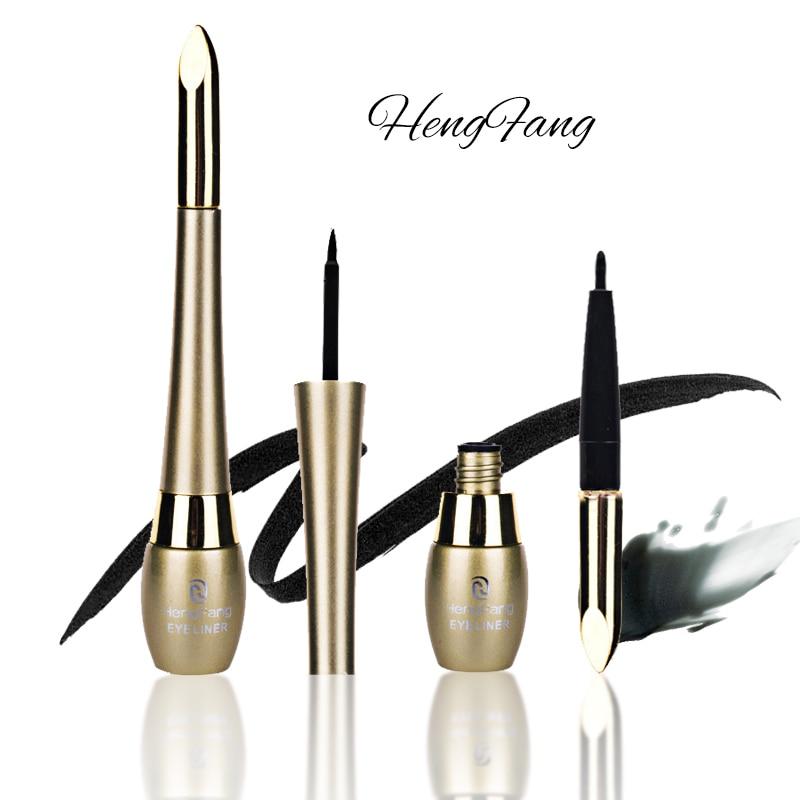 1 шт. новинка, черная жидкая подводка для глаз, косметическая натуральная косметика, подводка для глаз, карандаш, водостойкий стойкий макияж TSLM2