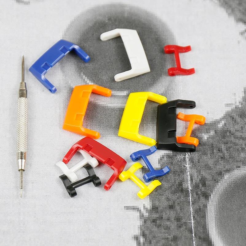 Men's Watch Accessories 22mm Plastic Belt Pins for Casio GA-400 Series Strap Accessories
