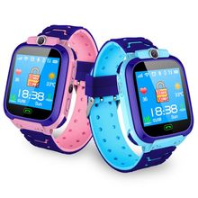 2019 New Children's Smart Waterproof Watch, Anti-lost Kid Wristwatch With LBS Positioning and SOS Fu