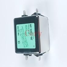 Filtre de ligne dalimentation AC 115/250V   Hz, 50/60Hz 20A, courant nominal 1 pièce