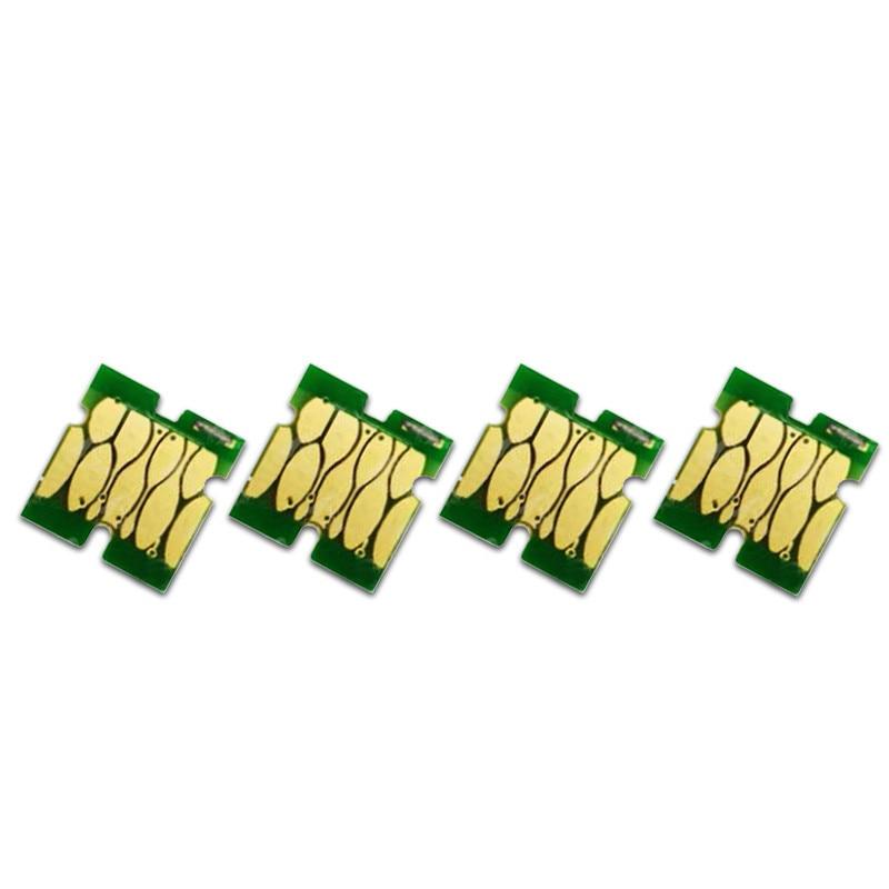 945 t945 T9451-T9454 cartucho de tinta chip para epson workforce pro WF-C5290 WF-C5790 WF-C5210 WF-C5710 impressora