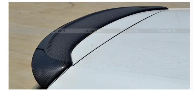 Ajuste para Volkswagen Golf 7-B generations GOLF 7-B Golf MK7 modificado ala trasera de fibra de carbono con Alerón trasero de fibra de carbono
