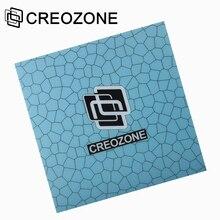 CREOZONE B3 1 sztuk 235*235mm (9.25 * 9.25) niebieski ogrzewany łóżko naklejki papierowe 3D do drukowania arkusz na powierzchnię z 3 M 9495 nowy klej