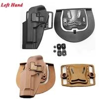 tactical gun accessories beretta m9 92 96 pistol belt holster military airsoft air gun quick drop left right hand gun pouch