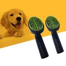Щетка для ухода за домашними кошками и собаками, пылесос, приспособление, инструмент для удаления волос жениха 32 мм