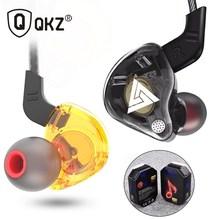 QKZ AK6 KZ GK G1 ATR HD9 Copper Driver HiFi Sport music Earbuds Earphone In Ear Earphone for Smart Phone with Microphone