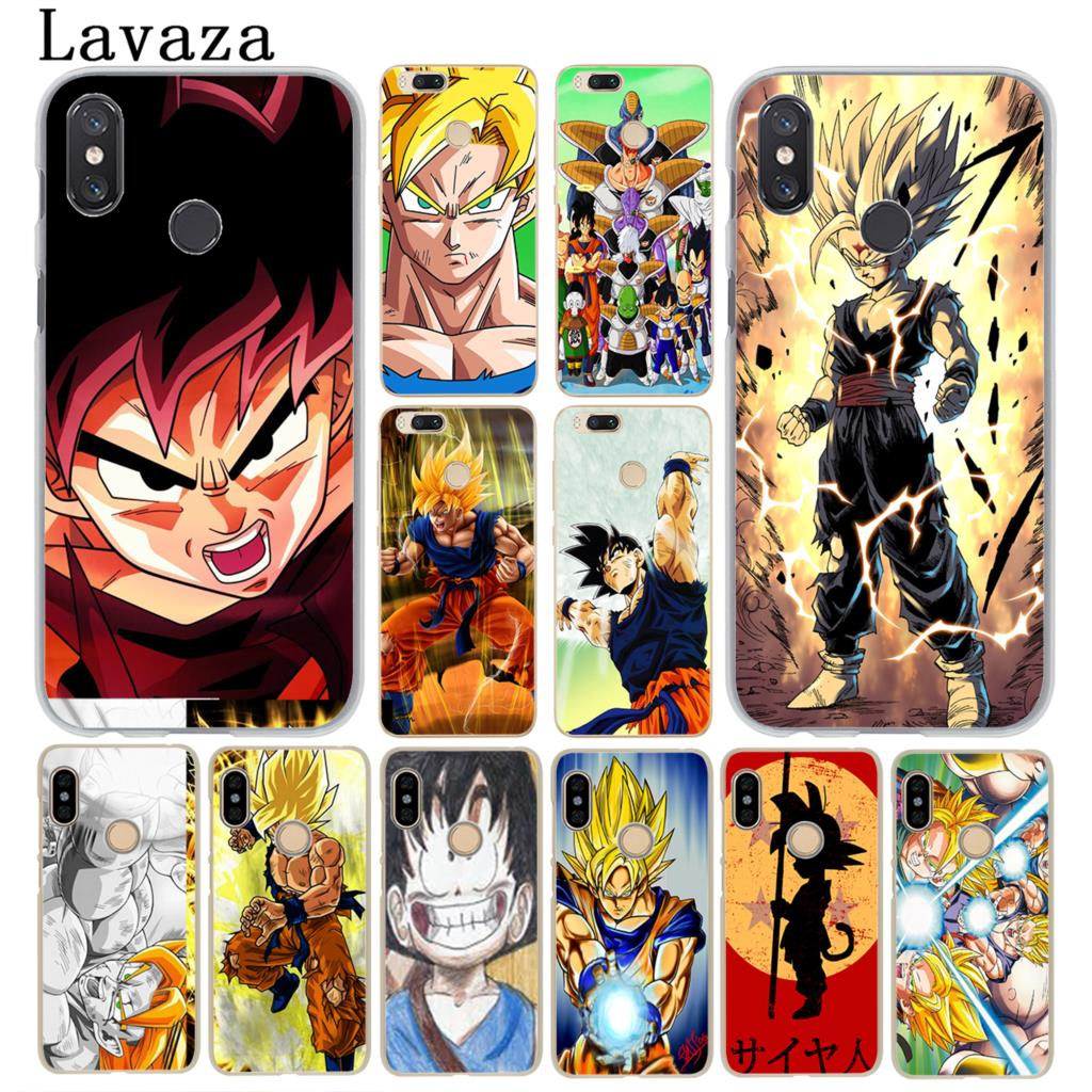 Чехол для телефона Lavaza Dragon Ball; Dragonball z goku для XiaomiMI 9 9T A3 Pro CC9 CC9E 8 SE A2 Lite A1 pocophone f1 6 6X 5S 5X MAX 3