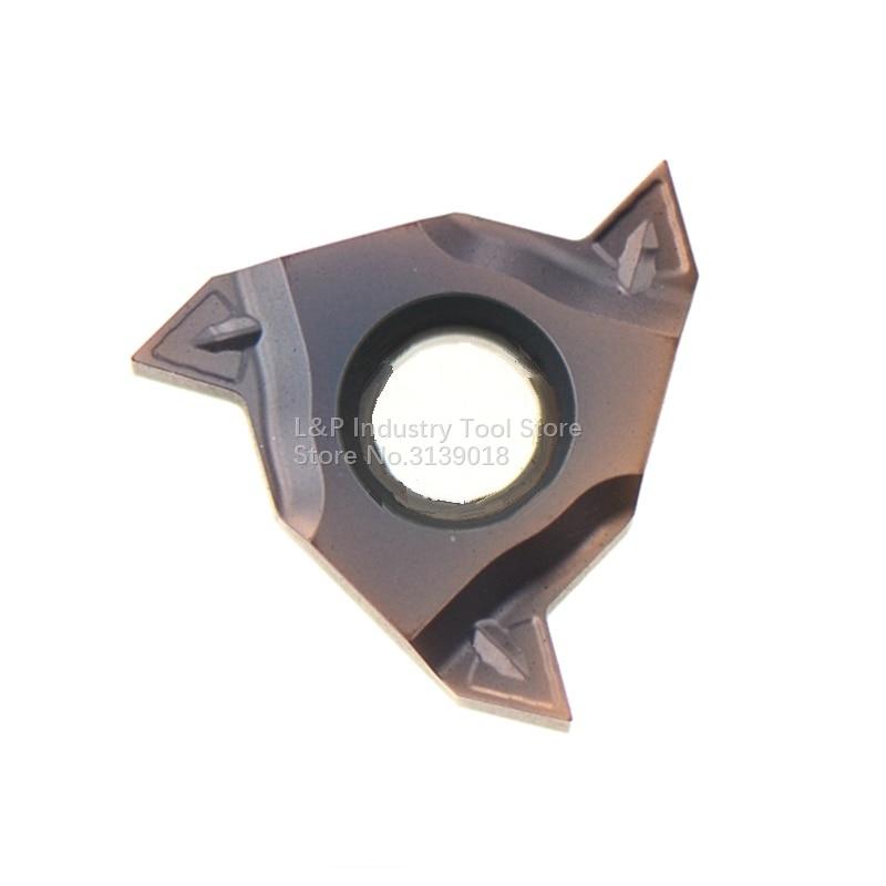 جديد الأصلي الصين الخيوط بليد RT16.01N-1.50GMPB YBG205 كربيد إدراج لالفولاذ المقاوم للصدأ