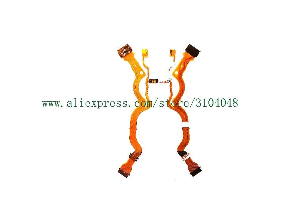 Nueva lente flexible de apertura Cable para SONY E 3,5-5,6/PZ 16-50mm OSS 16-50mm pieza de reparación