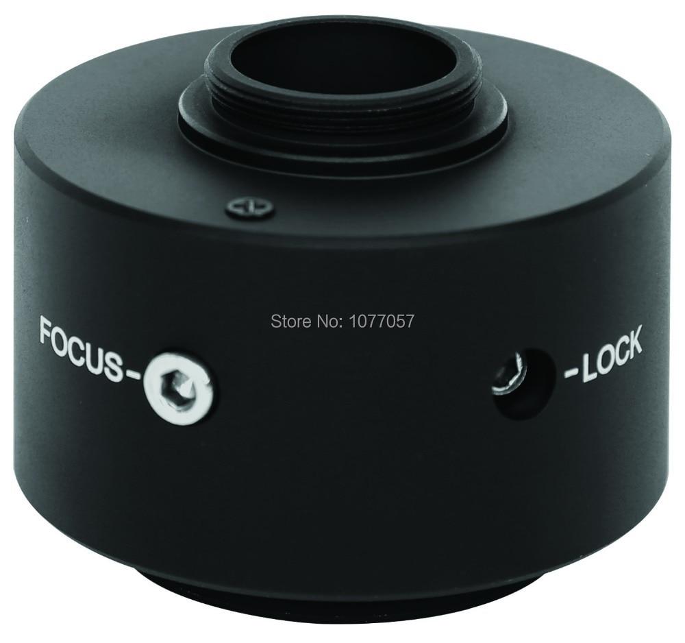 Científico UTV-0.5X/0.5X microscopio adaptador de montaje en C/Ol-ympus microscopio adaptador de cámara BX, CX