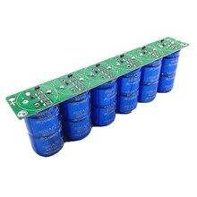 Farad Kondensator 2,7 V 500F 6 Pcs/1 Set Super Kapazität Mit Schutz Bord Automotive Kondensatoren