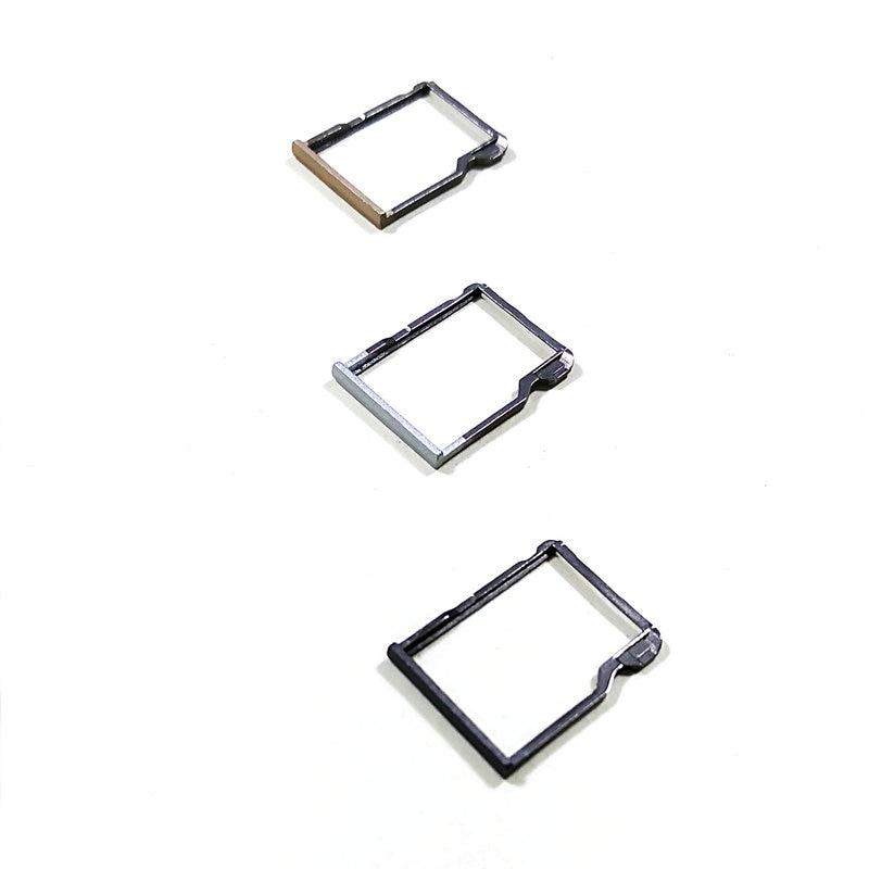 Ranura para lector de tarjetas Sim soporte de bandeja + soporte de tarjeta Micro Sd para teléfono móvil Htc One M8
