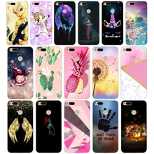 1 silicone Cover For Xiaomi MI A1 Case Full Protection Soft tpu Back Cover Phone Cases For Xiomi MI A1 bumper Coque