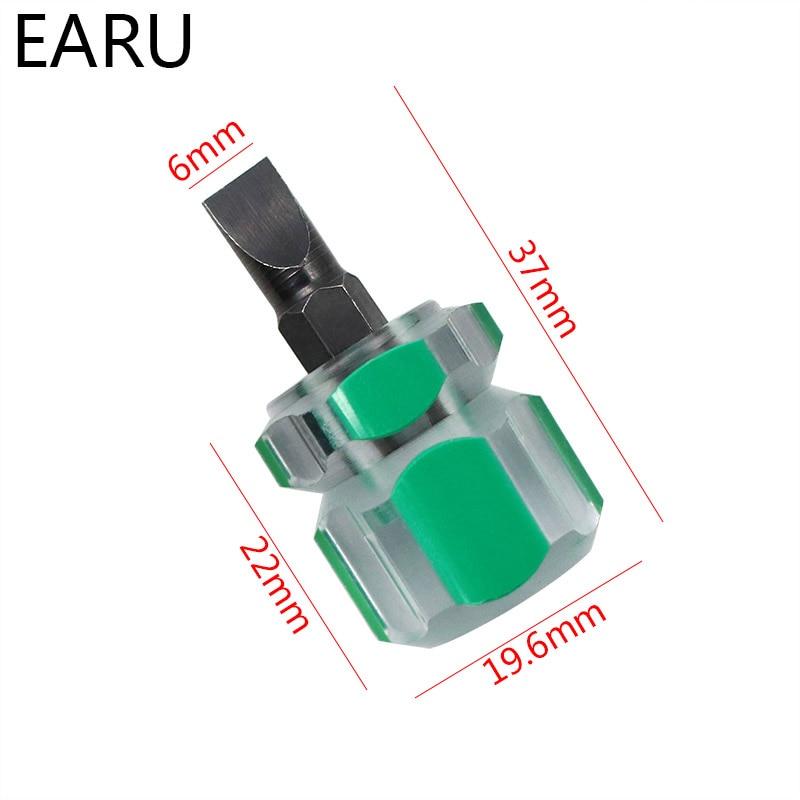 Zestaw śrubokrętów, mini mały przenośny śrubokręt z - Narzędzia ręczne - Zdjęcie 4