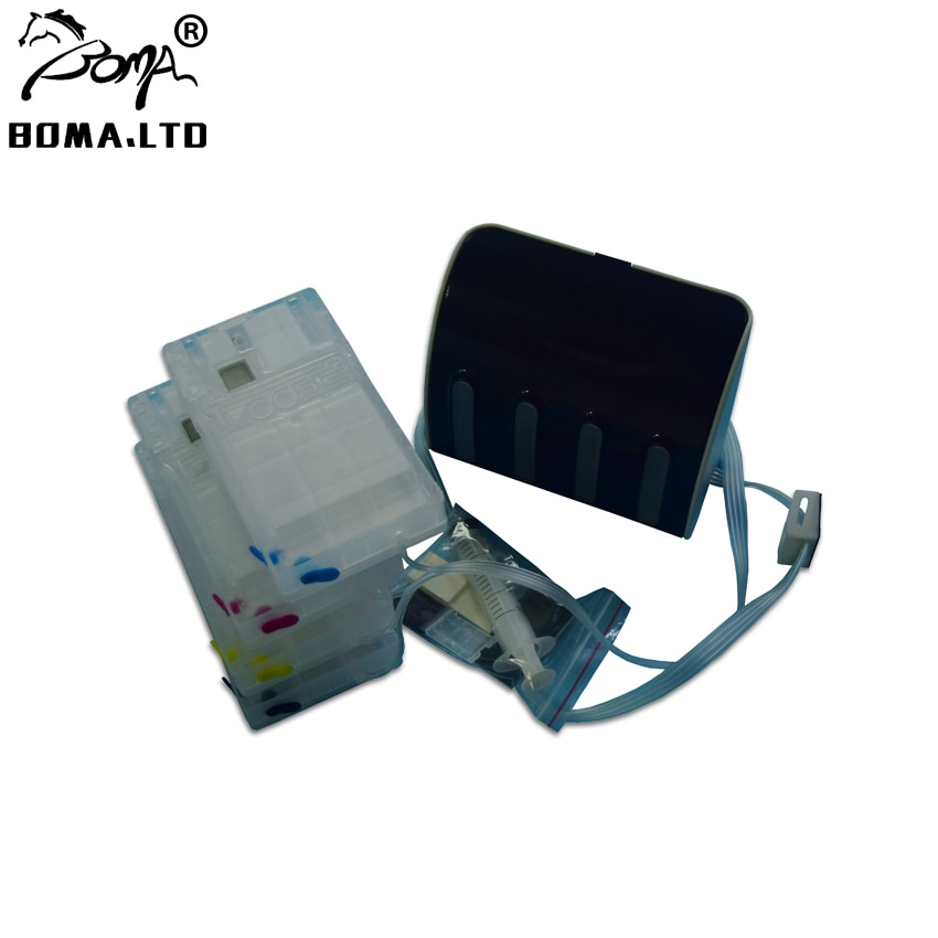 79XL 78XL Ohne Chip CISS Tinte System Für EPSON Pro WF-5110 WF-5190 WF-5620 WF-5690 WF-4640 WF-4630 Drucker T7901 t7911