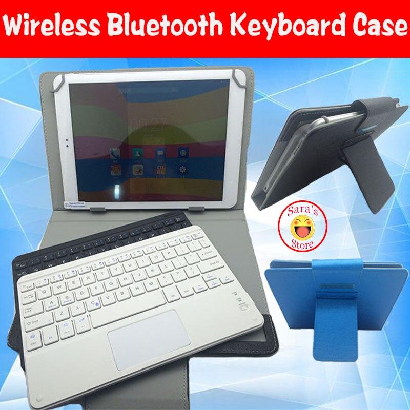 Carcasa de teclado Bluetooth inalámbrico Universal de idiomas Local para Tablet PC Teclast P10 P 10 Octa Core de 10,1 pulgadas, con 4 regalos
