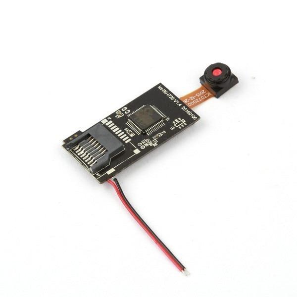 Hubsan X4 H107C, recambios de cuadrirrotor RC 720P, módulo de cámara, accesorios Hubsan